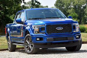 Ford F-150 Being Investigated For Possible Seat Belt Fires