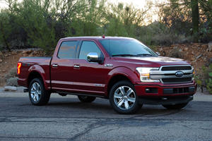 2018 Ford F-150 Test Drive Review: America's Most Popular Vehicle Hits Another Home Run