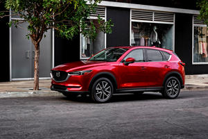 The Diesel Mazda CX-5 Achieves Disappointing Fuel Economy