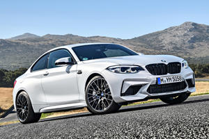 BMW M2 Competition May Get Two Frozen Special Editions