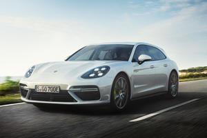 Porsche Panamera Turbo S E-Hybrid Sets Six Lap Records On Six Different Tracks