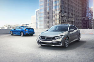 Refreshed 2019 Honda Civic Debuts With New Sport Trim And Volume Knob