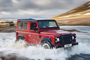 Land Rover Defender Could Be The Start Of Something Big