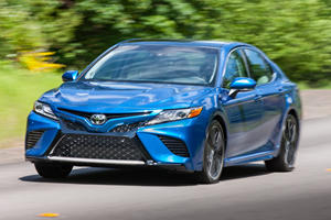 Finally! The 2019 Toyota Camry Receiving Apple CarPlay Compatibility