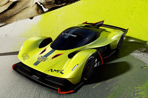 Aston Martin Valkyrie Successor Could Race At Le Mans