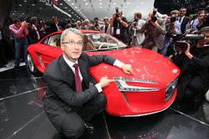 Audi's Soon To Be Former CEO Has Been Denied Release From Jail