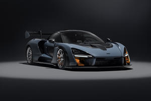 The McLaren Senna Will Be Louder Outside Of Europe