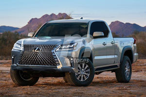 Is Lexus Serious About Building A Pickup Truck?