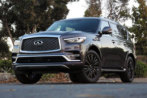 2019 Infiniti QX80 Test Drive Review: Large, In Charge, And Aiming To Dethrone The Escalade