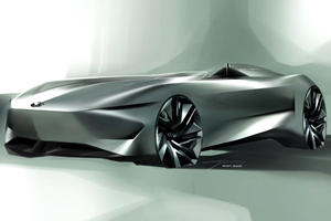 Infiniti Prototype 10 Concept Is The Bold Electrified Speedster We Crave