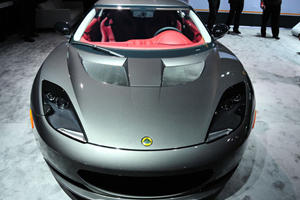 2012 Lotus Evora S Lands in NYC With Interior Changes