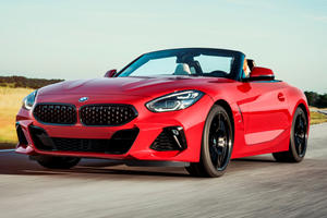 2019 BMW Z4 Finally Breaks Cover At Pebble Beach, And It's A Beauty