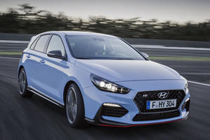 Hyundai's N Vehicles Are Already Selling Out In Europe