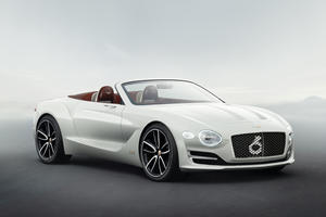 Don't Hold Your Breath For A New Bentley Sports Car