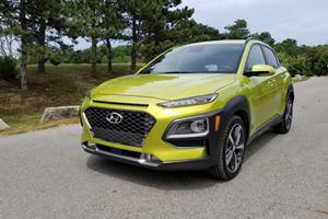 2018 Hyundai Kona Test Drive Review: Youthful Exuberance