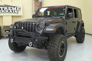 Here's Why The Jeep Wrangler Is The Most Customized Car In The World
