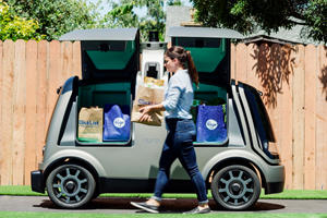 Your Next Grocery Delivery May Not Have A Driver