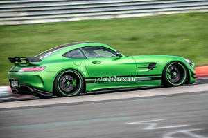 This 750-HP Mercedes-AMG GT R Is The Fastest Merc On The Nurburgring