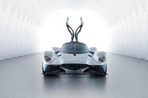 Aston Martin Valkyrie Claims World's Most Powerful Engine Title