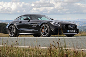 Mercedes-AMG GT C Coupe Test Drive Review: The Best AMG GT Yet?