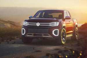 VW May Actually Build The Cool Atlas Tanoak