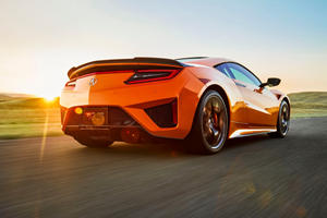 2019 Acura NSX Refreshed With New Shade Of Orange (And Higher Price Tag)