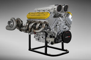 This Is Hennessey Venom F5's Insane 1,600-HP 7.6-Liter V8 Engine