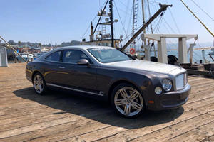 Italian Coachbuilder Wants $500,000 To Turn Bentley Mulsanne Into Stunning Coupe