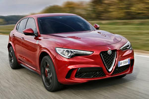 Alfa Romeo's Baby Stelvio Will Arrive Within Three Years