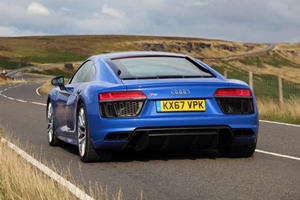 2019 Audi R8 RWS Test Drive Review: The Hardcore R8 We've Been Waiting For?