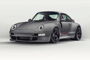 Porsche 993 911 Gets Carbon-Fiber Transformation
