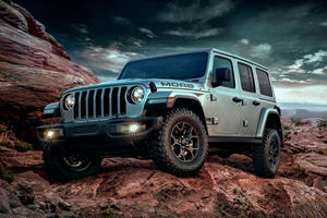2018 Jeep Wrangler Moab Edition Adds More Style And Off-Road Capability