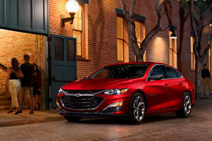With Ford Out Of The Game, Chevy Will Double Down On Sedans