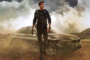 BMW Features Big In Tom Clancy's 'Jack Ryan' Series