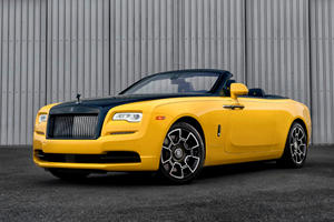 Google Exec Takes Delivery Of Bespoke Rolls-Royce Dawn At Pebble Beach