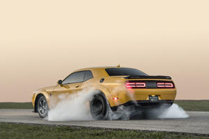 Hennessey HPE1200 Dodge Demon Makes 1,103HP At The Wheels
