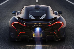 McLaren P1 Successor Won't Be Fully Electric