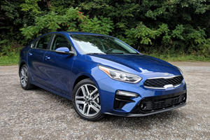 2019 Kia Forte First Drive Review: Adding Luxury To The Compact Sedan