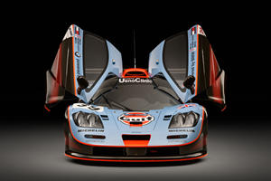 Very Special McLaren F1 GTR Restored To Its Former Glory