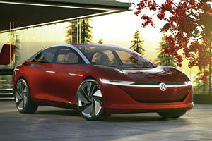 Volkswagen Plots New Flagship Sedan To Rival Mercedes S-Class