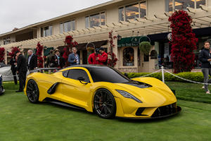 Hennessey Venom F5's Engine Has Already Been Tested At Over 2,000-HP