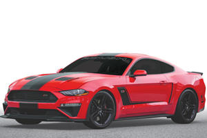 Roush Stage 3 Mustang Revealed With 710 Horsepower On Tap