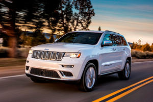 2019 Jeep Grand Cherokee Arrives With New Standard Safety Tech And Limited X Model