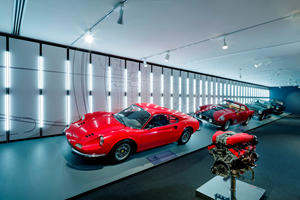 Ferrari Celebrates Enzo Ferrari's 120th Birthday With Cars He Personally Drove