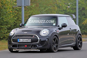 Mini Cooper Works GP Will Be The Insane Mini We've Always Wanted