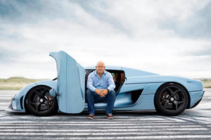 Koenigsegg Feels Threatened By Tesla's Performance