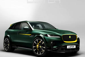 Lister Reveals Fastest SUV In The World With 670 HP And Over 200 MPH Top Speed