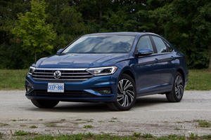 2019 Volkswagen Jetta Test Drive Review: Catching Up