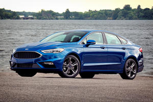 Ford Ends All National Advertising For Sedan Lineup