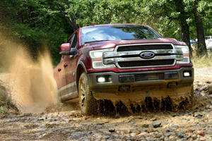 2 Million Ford F-150s Recalled Due To… Seat Belt Fires?